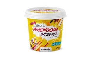 Pasta de Amendoim Integral Tradicional 1,02kg Mandubim