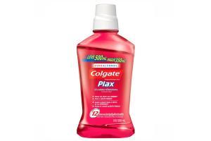 Enxaguante Bucal Colgate Plax Classic Leve 500ml Pague 350ml