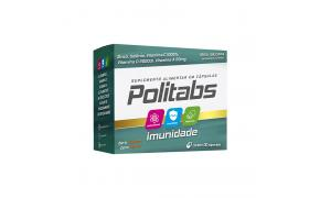 Politabs Imunidade Com 30 Comprimidos