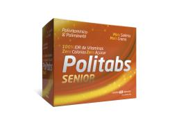 Politabs Senior Com 60 Cápsulas