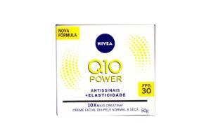 Nivea Q10 Power Antissinais Dia FPS 30 50g