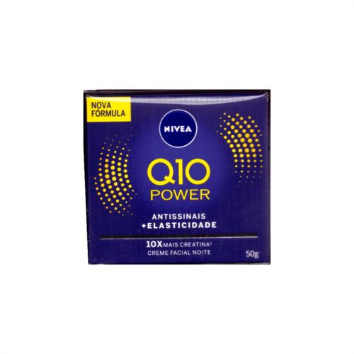 Nivea Q10 Power Antissinais Noite 50g