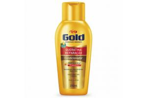 Condicionador Niely Gold Queratina Reparação 200ml
