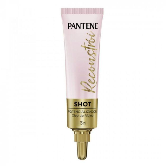 Ampola Pantene Reconstrói Shot Potencializador 15ml