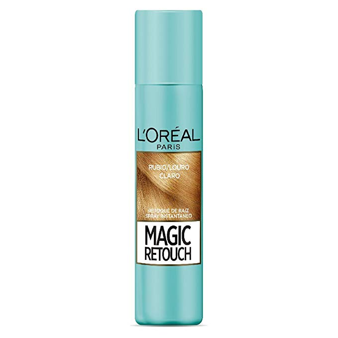 Retoque de Raiz Spray Magic Retouch L'Oréal Paris Louro Claro 75ml