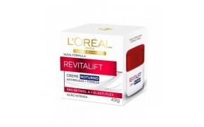 Creme Facial L'Oréal Revitalift Noturno 49g