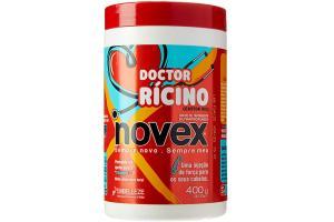 Creme de Tratamento Novex Doctor Rícino 400g