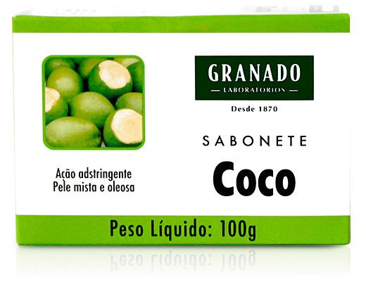 Granado Sabonete Coco 100g