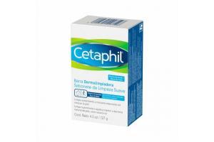 Sabonete Cetaphil Limpeza Suave 127g