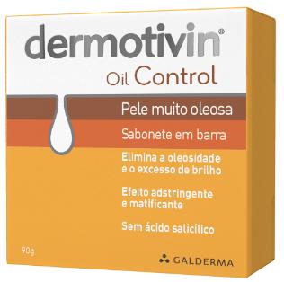 Sabonete Dermotivin Oil Control 90g