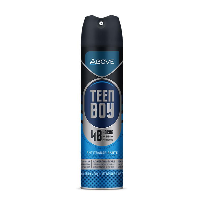 Desodorante Aerosol Above Teen Boy 150ml