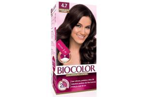 Tintura Biocolor Mini Kit 4.7 Marrom Escuro Da Moda