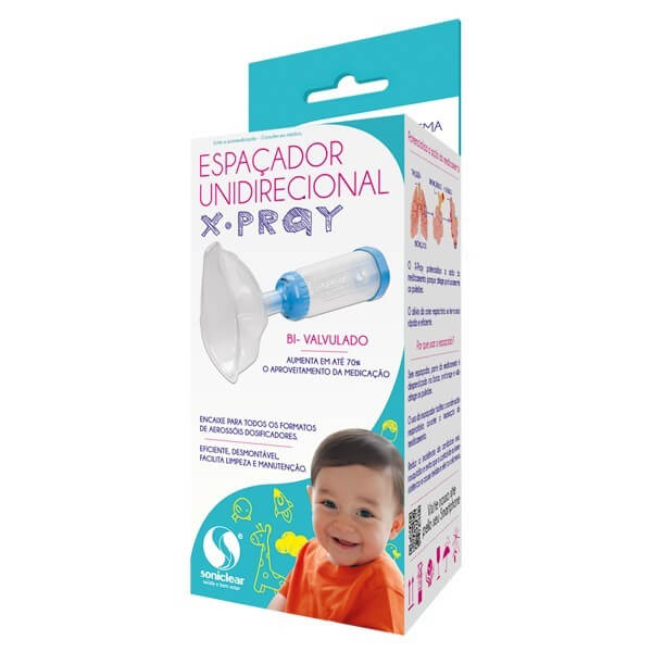 Espaçador Unidirecional X-pray Infantil Soniclear